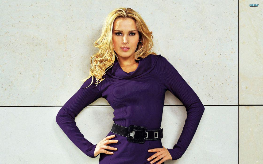blondes women dress Petra Nemcova wallpaper