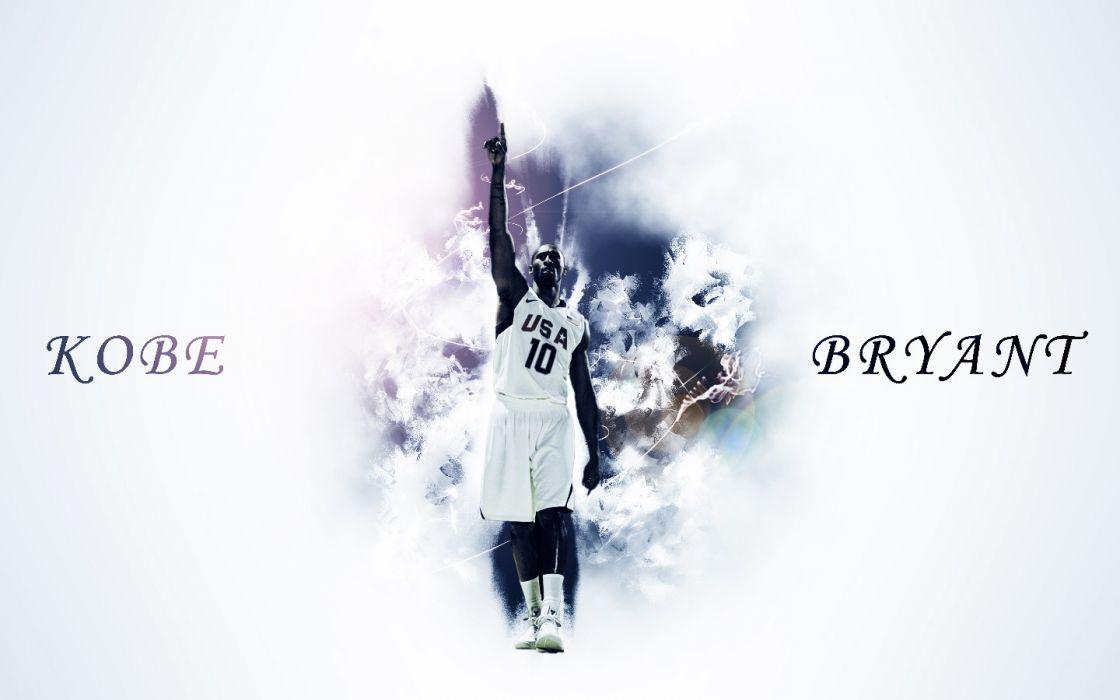 Kobe Bryant basketball player wallpaper