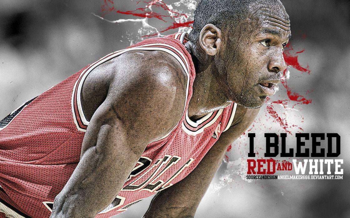 NBA Michael Jordan Chicago Bulls wallpaper