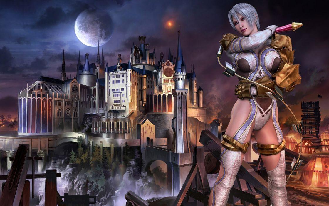 Soul Calibur III wallpaper