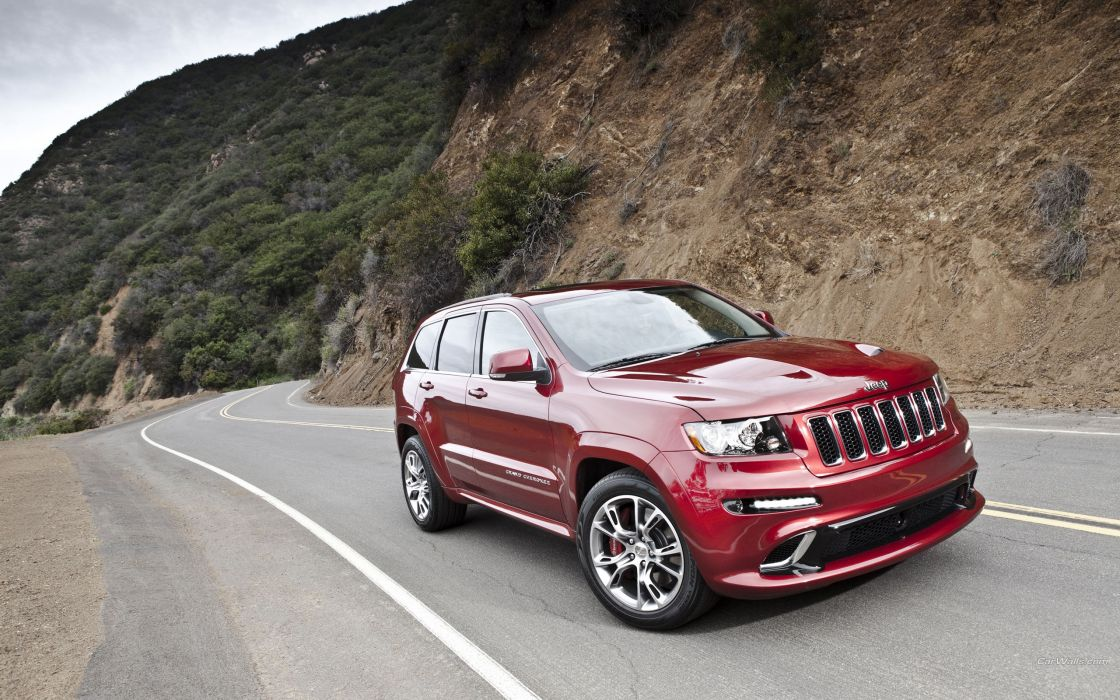 cars Jeep Grand Cherokee wallpaper