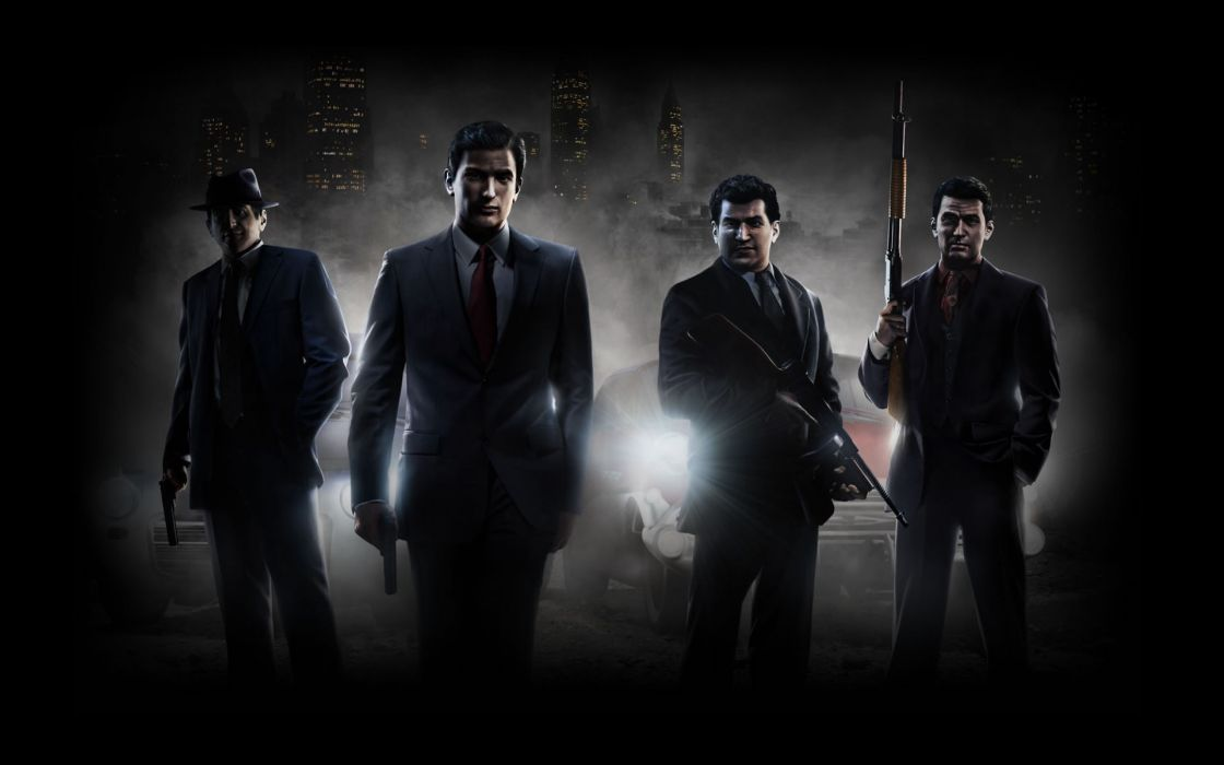 video games mafia game wallpaper