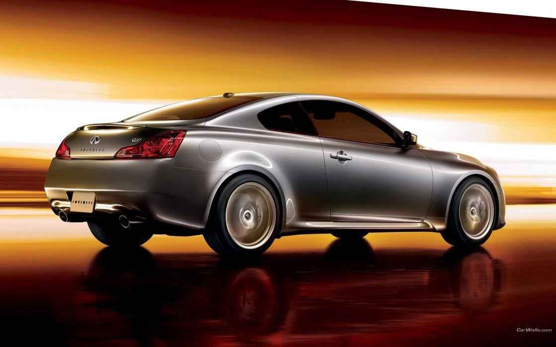 cars Infiniti G37 wallpaper