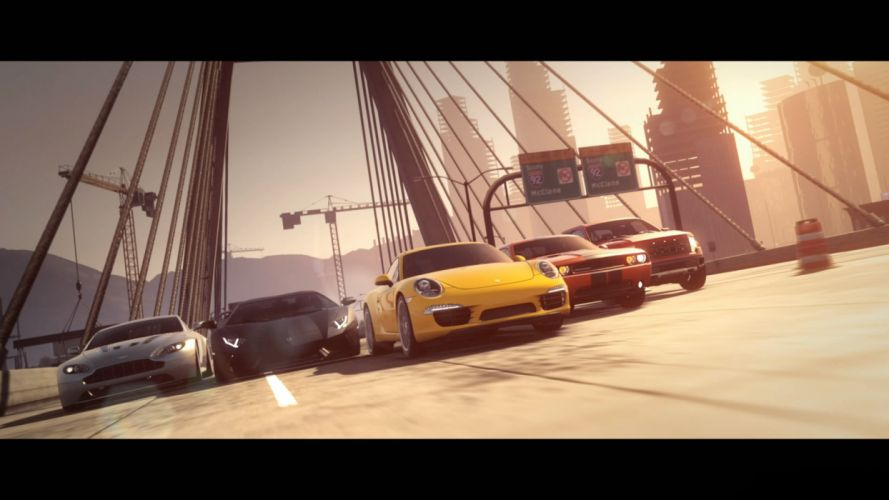 video games cars Need for Speed Aston Martin Vantage Ford F150 SVT Raptor Need for Speed Most Wanted Dodge Challenger SRT8 Porsche 911 Carrera S Lamborghini Aventador LP700-4 wallpaper