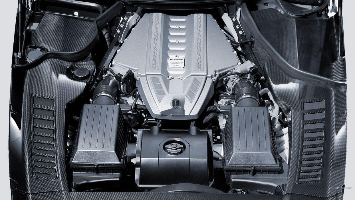 Kicherer Mercedes SLS by Kicherer wallpaper