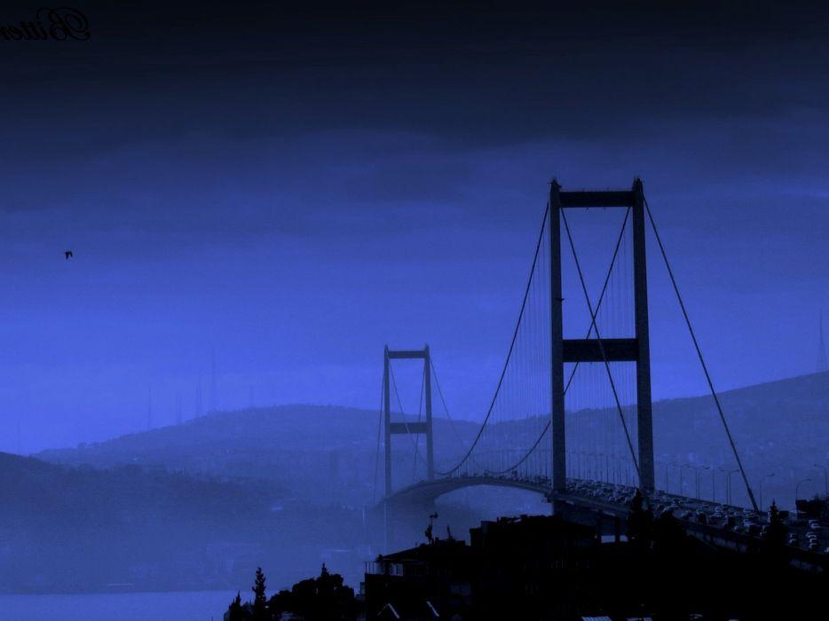 cityscapes bridges wallpaper