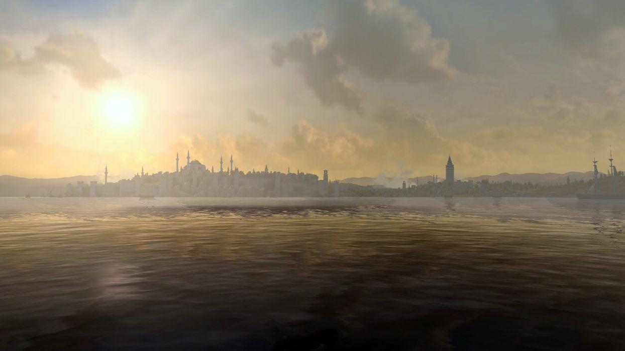 video games landscapes Assassins Creed wallpaper