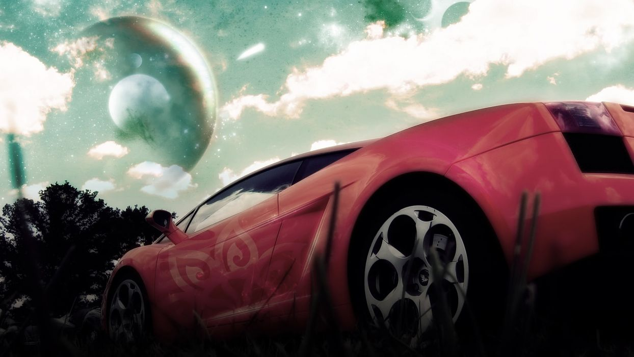 cars Burnout Paradise wallpaper