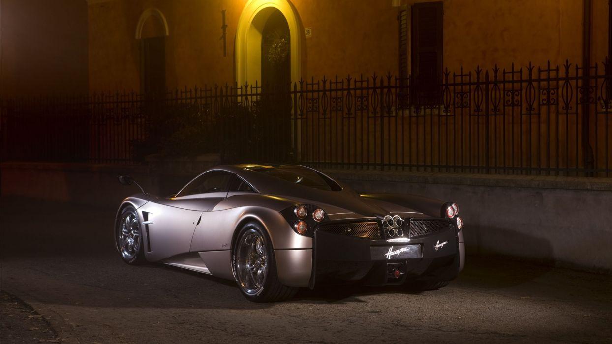 cars vehicles Pagani Huayra wheels automobiles wallpaper