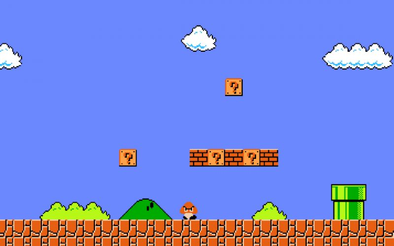 Mario Mario Bros Super Mario Bros_ wallpaper