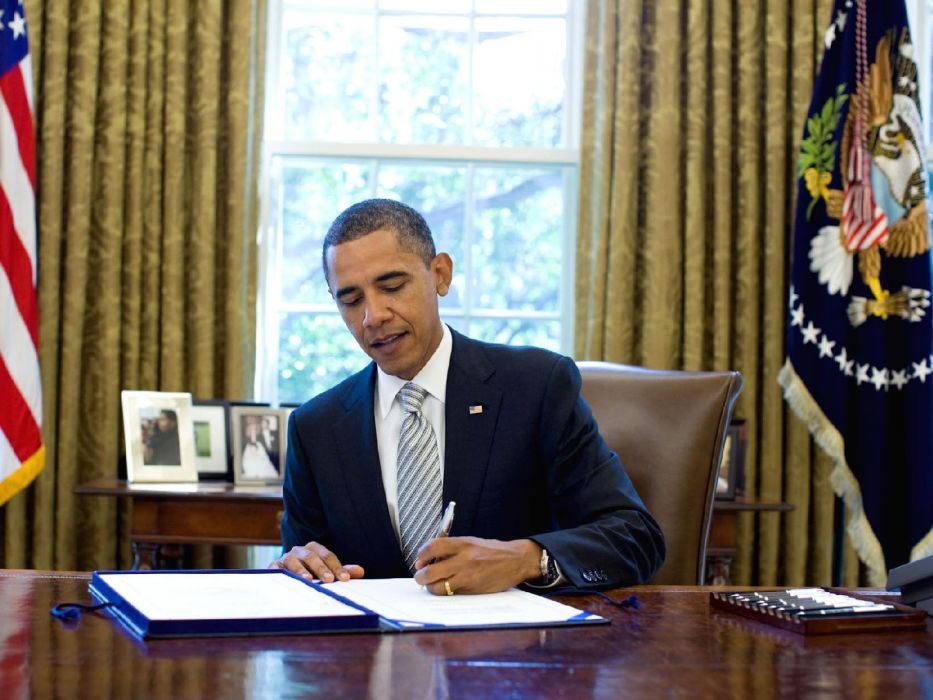 Barack Obama Presidents of the United States White House wallpaper