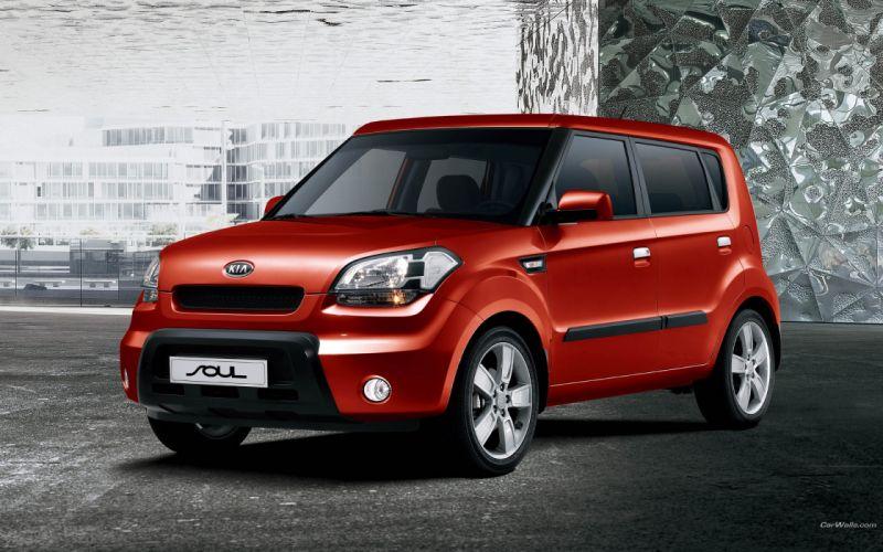 cars soul KIA wallpaper