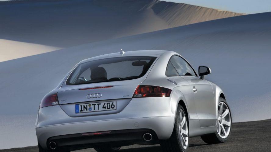 cars Audi TT wallpaper