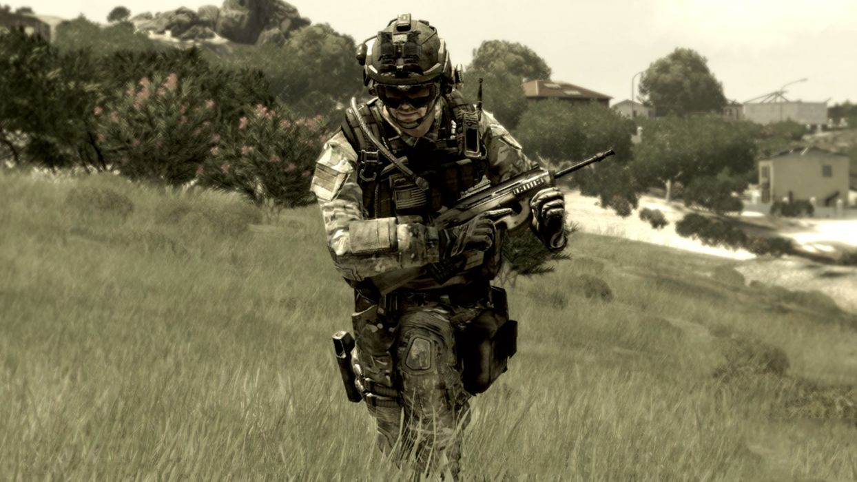 soldiers arma game ArmA III wallpaper