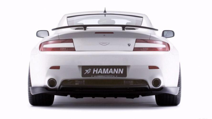 cars Hamann Aston Martin Vantage wallpaper