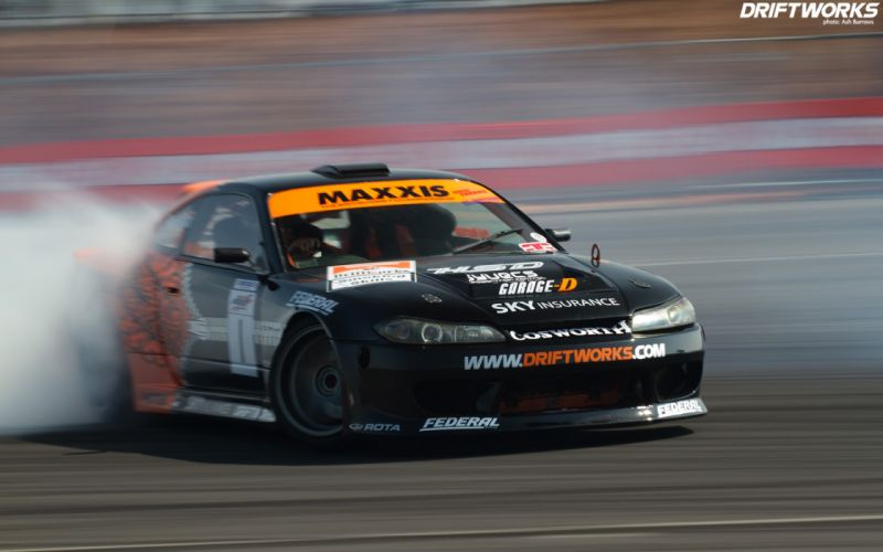 cars Nissan S15 drift Driftworks wallpaper