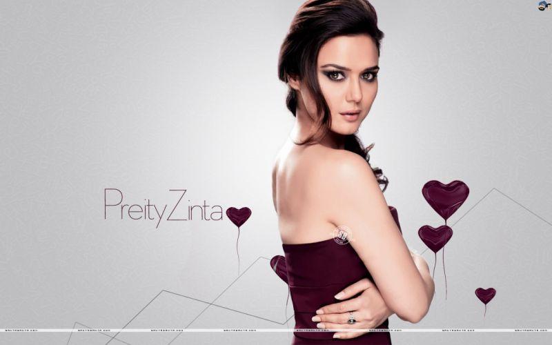 women actress celebrity Preity Zinta photo shoot models wallpaper