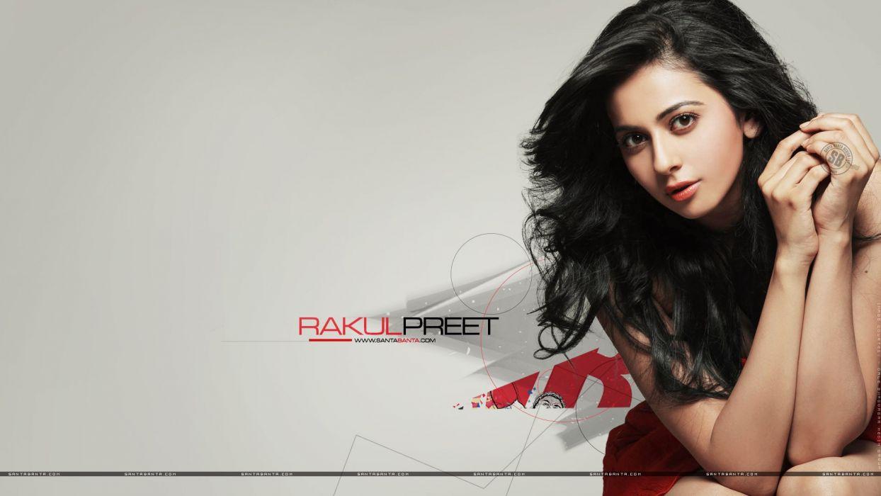 women actress Rakul Preet Singh wallpaper