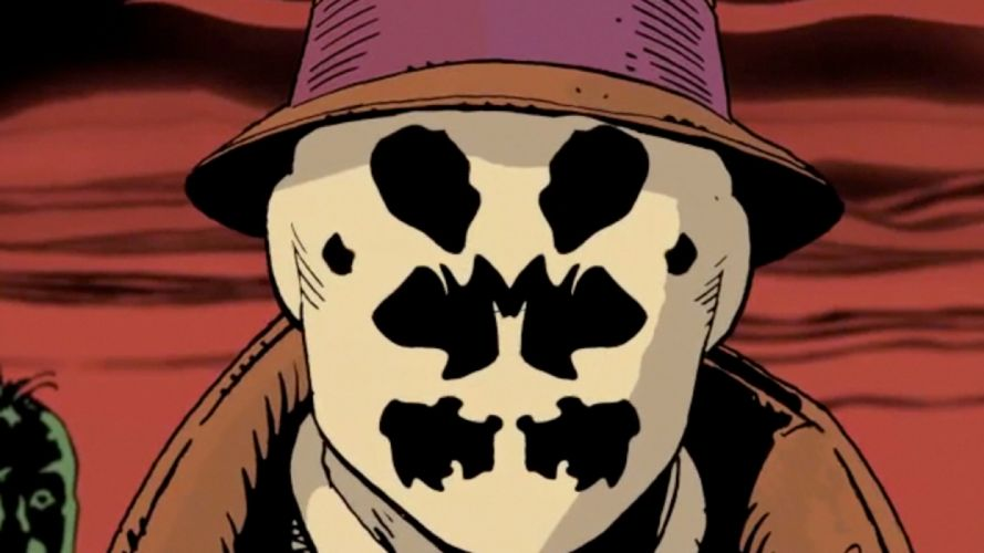 Watchmen comics Rorschach wallpaper