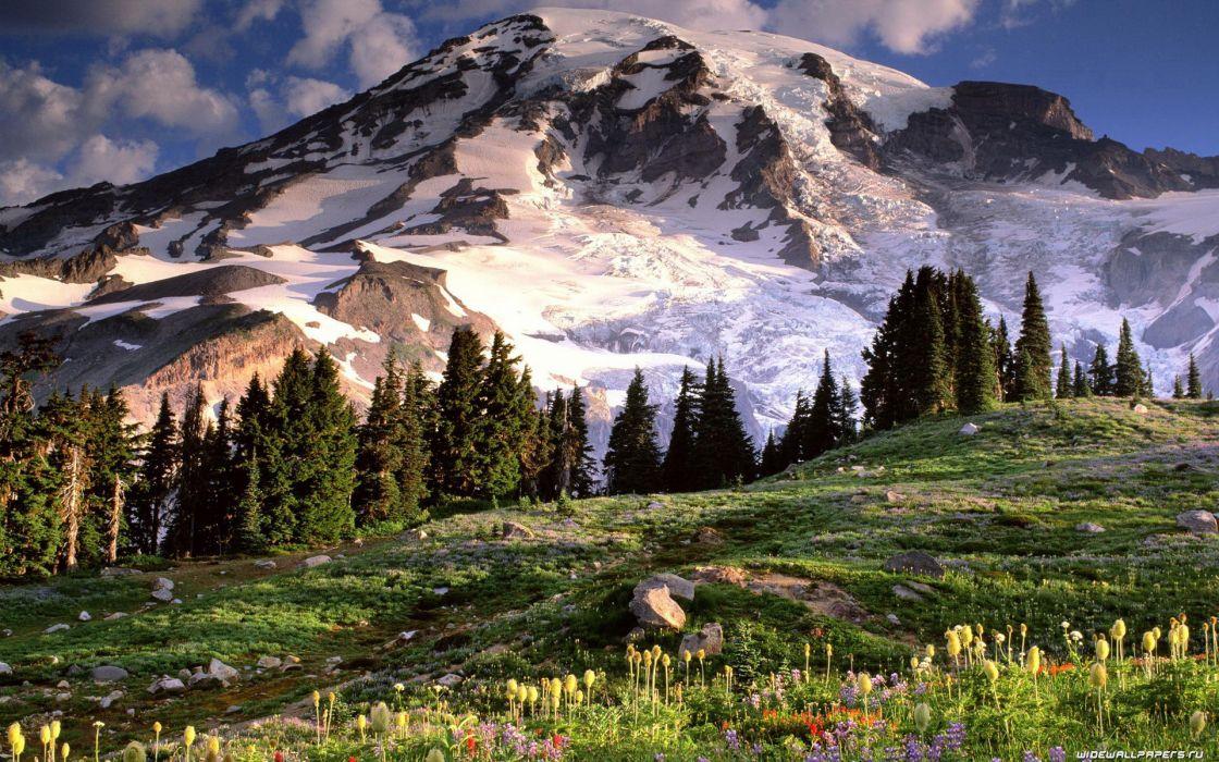 mountains landscapes wallpaper
