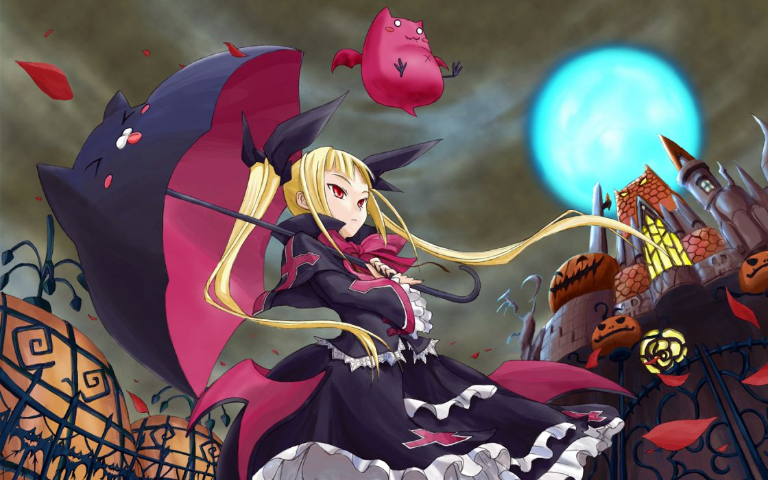 video games Blazblue Rachel Alucard wallpaper