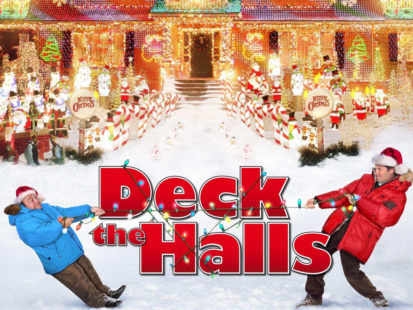 Resultado de imagem para deck the halls movie