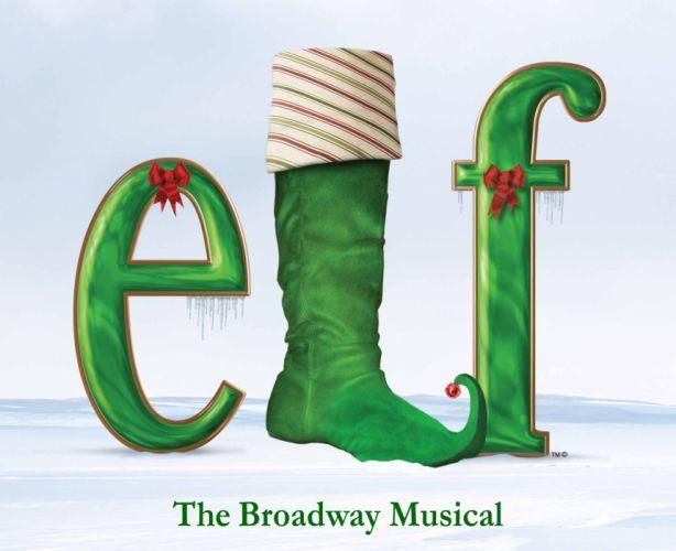 ELF comedy christmas poster b wallpaper
