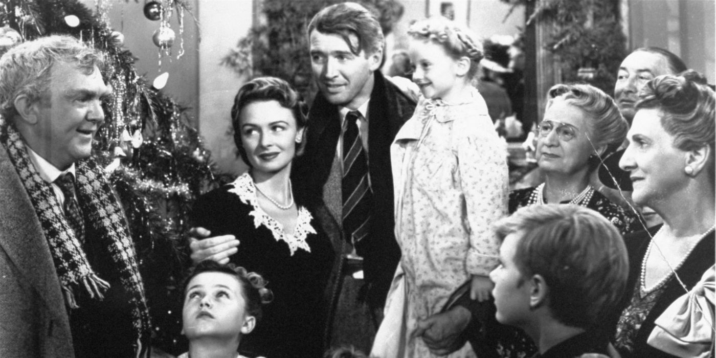 ITS-A-WONDERFUL-LIFE drama christmas holiday classic wonderful life  e wallpaper