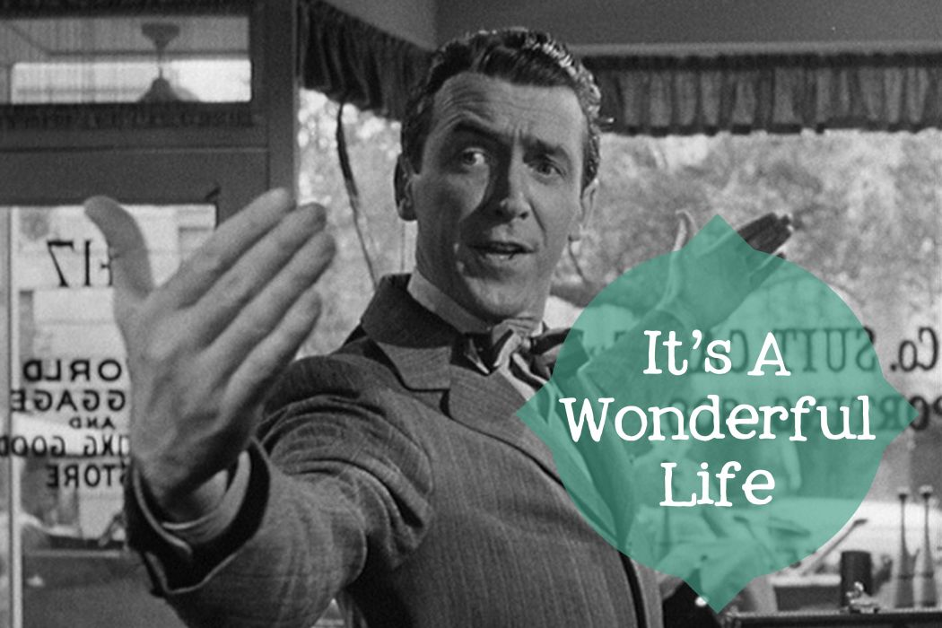 ITS-A-WONDERFUL-LIFE drama christmas holiday classic wonderful life poster    g wallpaper