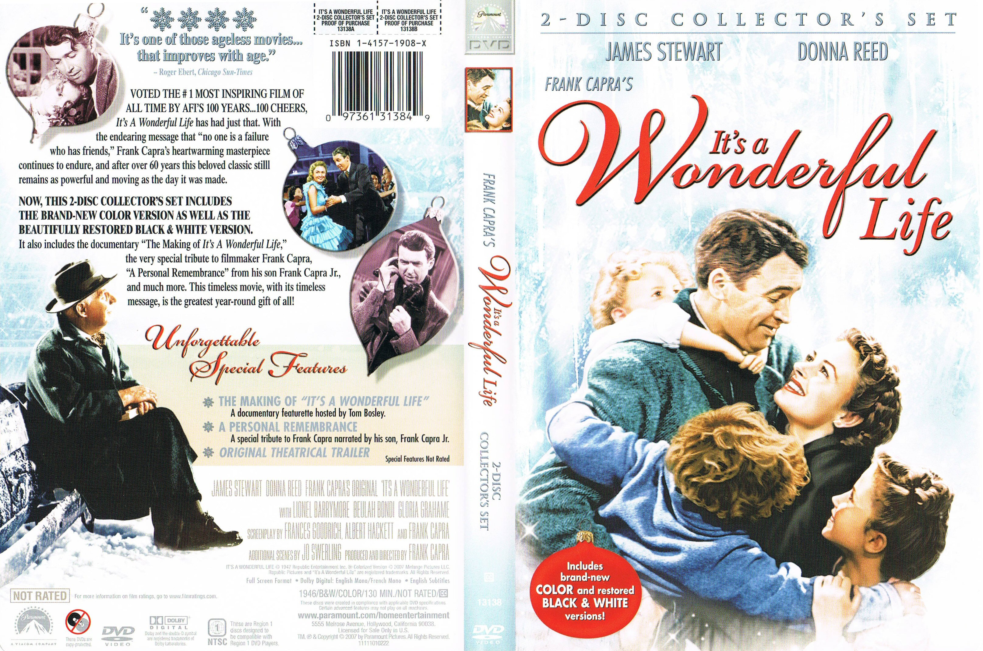 Its A Wonderful Life Drama Christmas Holiday Classic Wonderful Life Poster Gd Wallpaper