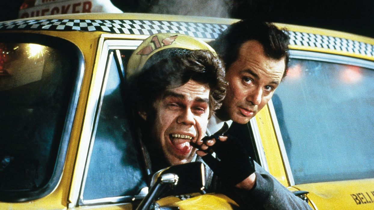 SCROOGED comedy christmas  ew wallpaper