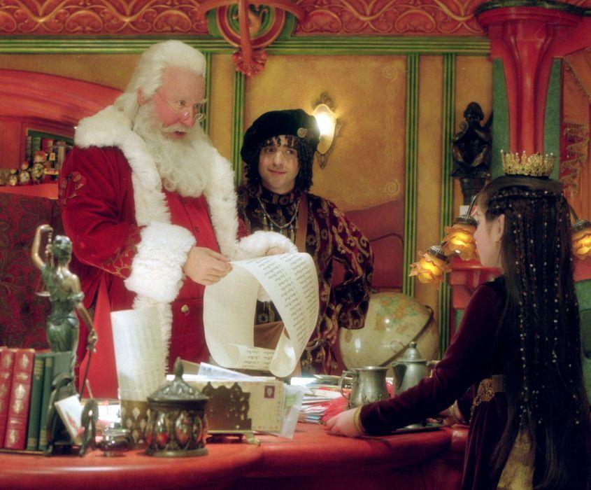 THE-SANTA-CLAUSE comedy christmas santa clause    f wallpaper