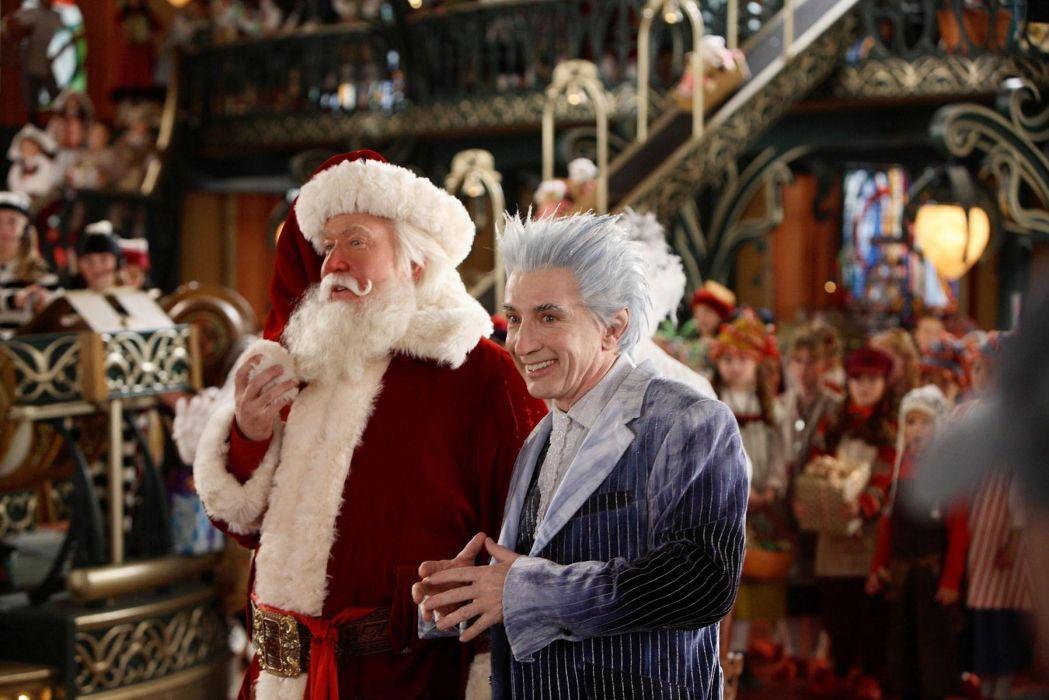 THE-SANTA-CLAUSE comedy christmas santa clause  e wallpaper