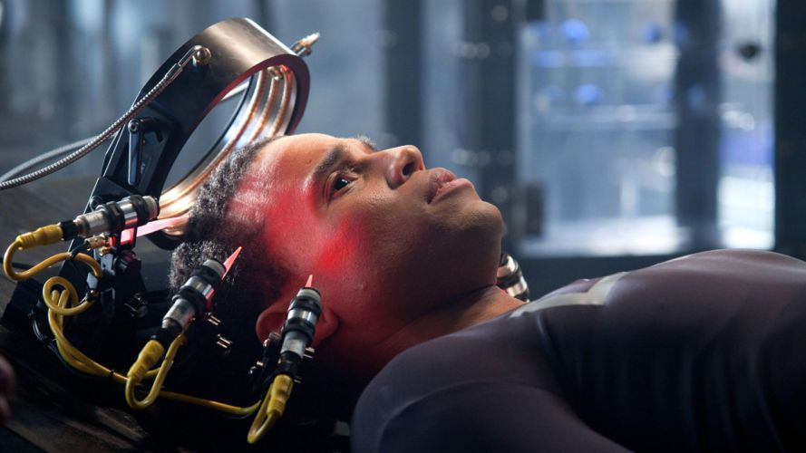 ALMOST HUMAN sci-fi action television cyborg f wallpaper