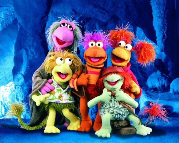 FRAGGLE ROCK muppets puppet comedy d wallpaper
