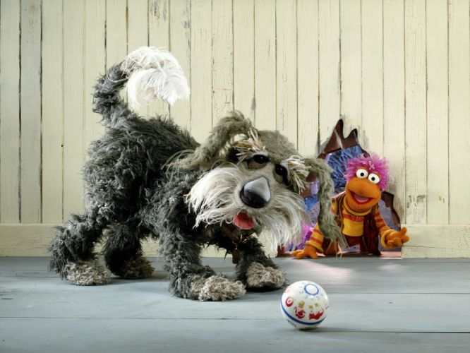 FRAGGLE ROCK muppets puppet comedy h wallpaper