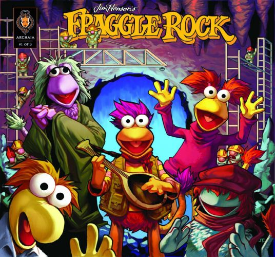 FRAGGLE ROCK muppets puppet comedy poster f wallpaper