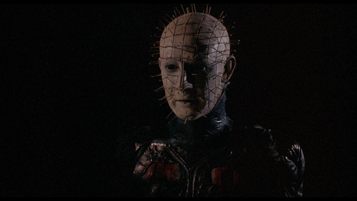 HELLRAISER horror dark    g wallpaper