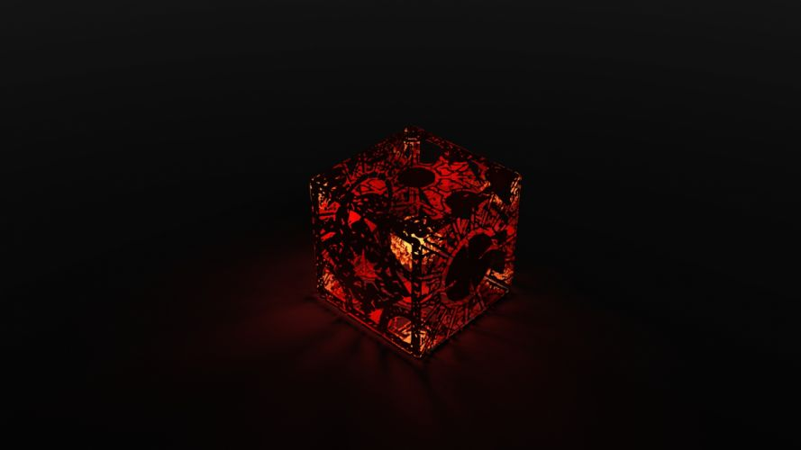 HELLRAISER horror dark d wallpaper