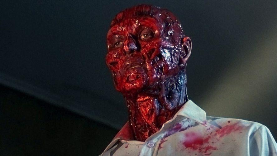HELLRAISER horror dark blood f wallpaper