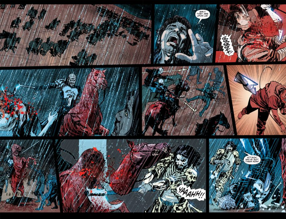 HELLRAISER horror dark comic  g wallpaper