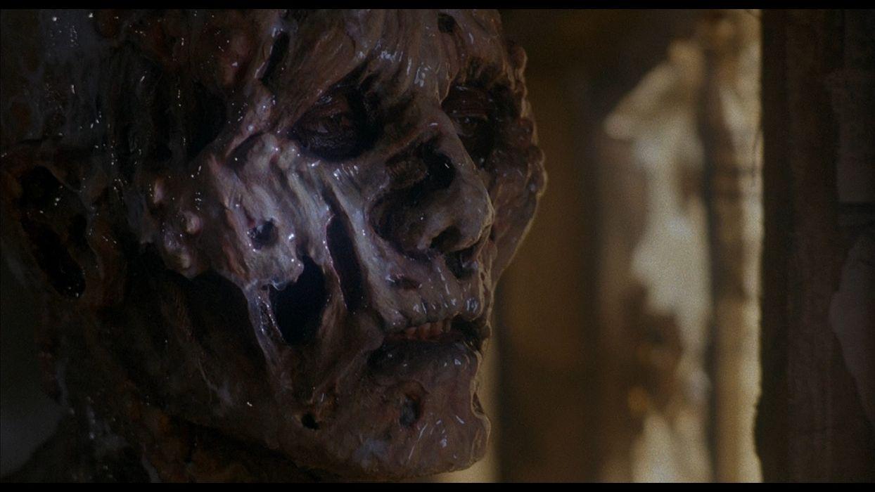 HELLRAISER horror dark demon    gh wallpaper