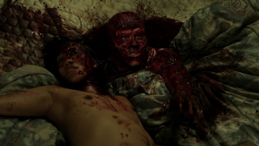 HELLRAISER horror dark demon blood fs wallpaper