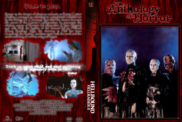 HELLRAISER horror dark poster gd wallpaper