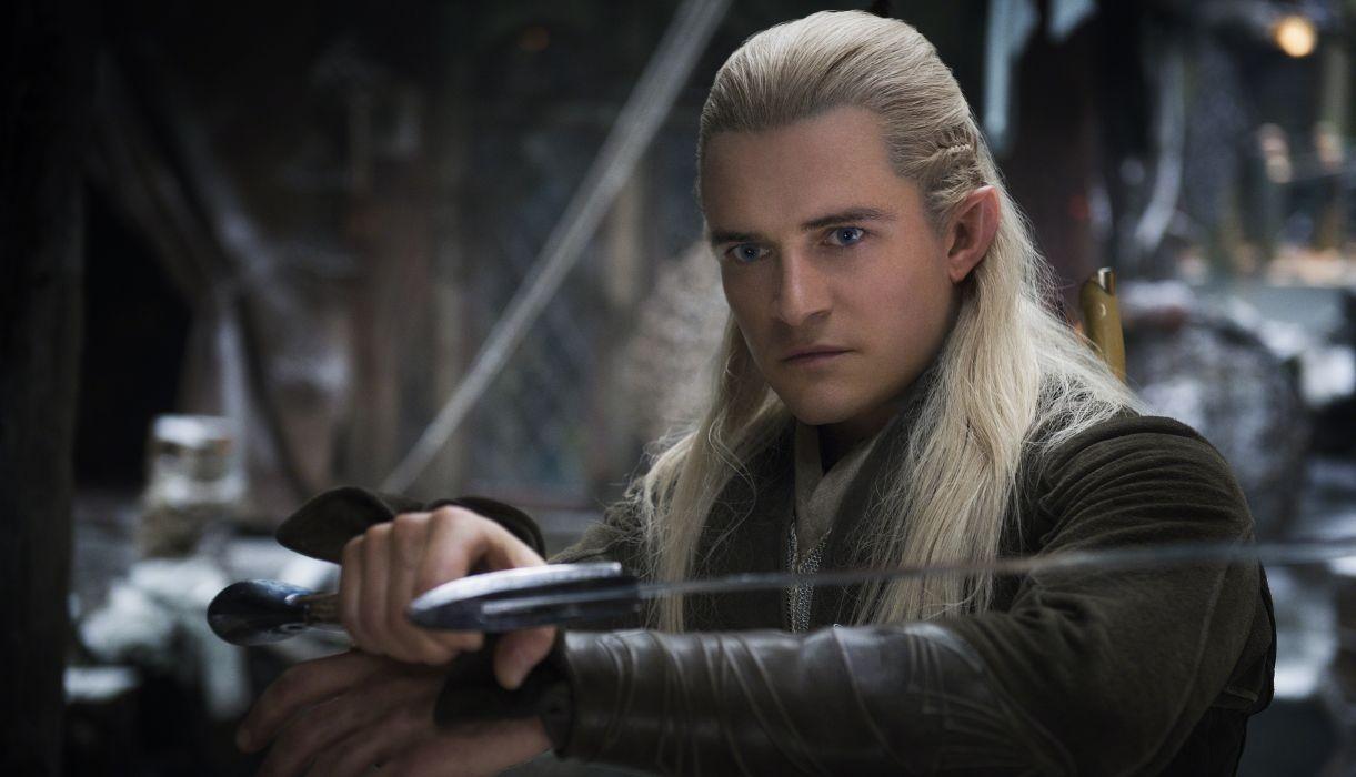 HOBBIT THE DESOLATION OF SMAUG fantasy drama action warrior elf elves     f wallpaper