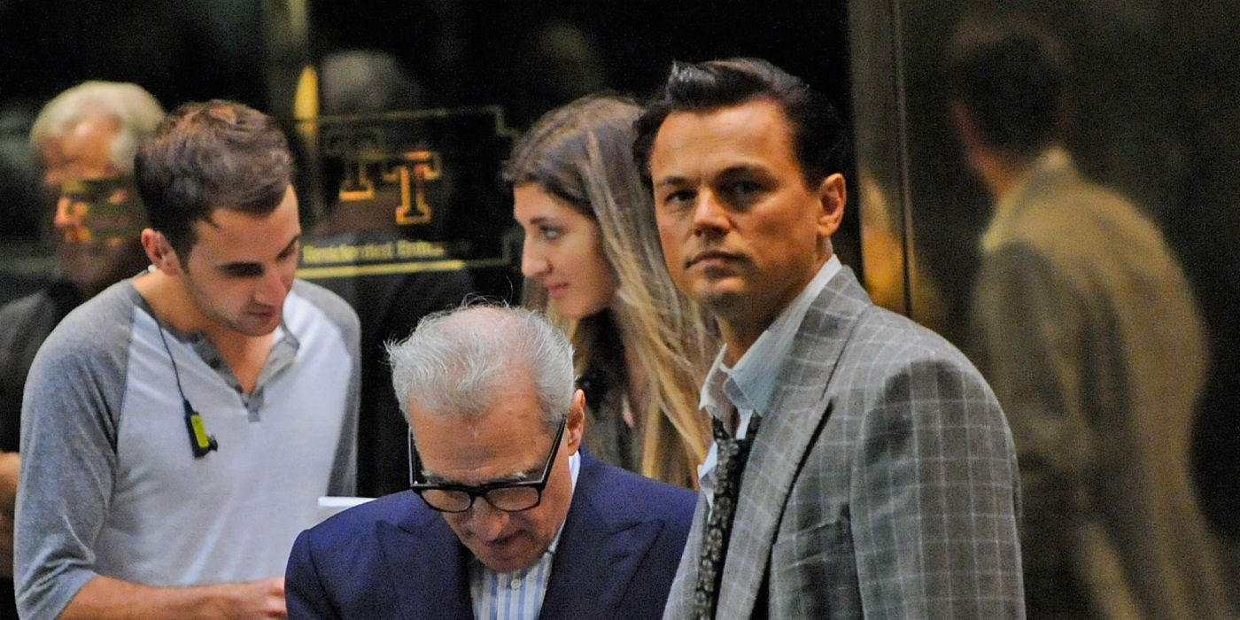 THE WOLF OF WALLSTREET biography comedy drama    f wallpaper