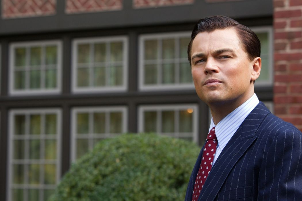 THE WOLF OF WALLSTREET biography comedy drama  d wallpaper