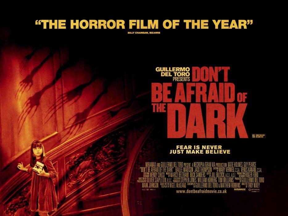 DONT-BE-AFRAID-OF-THE-DARK dark horror afraid poster     h wallpaper