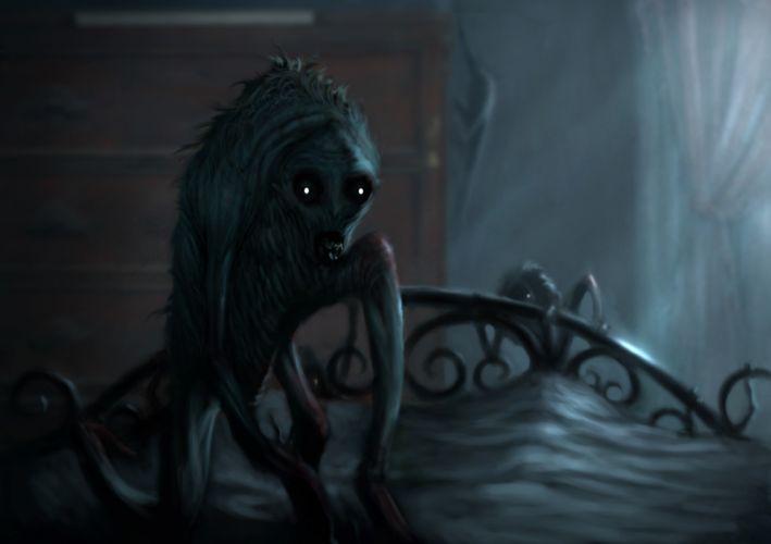 DONT-BE-AFRAID-OF-THE-DARK dark horror monster h wallpaper