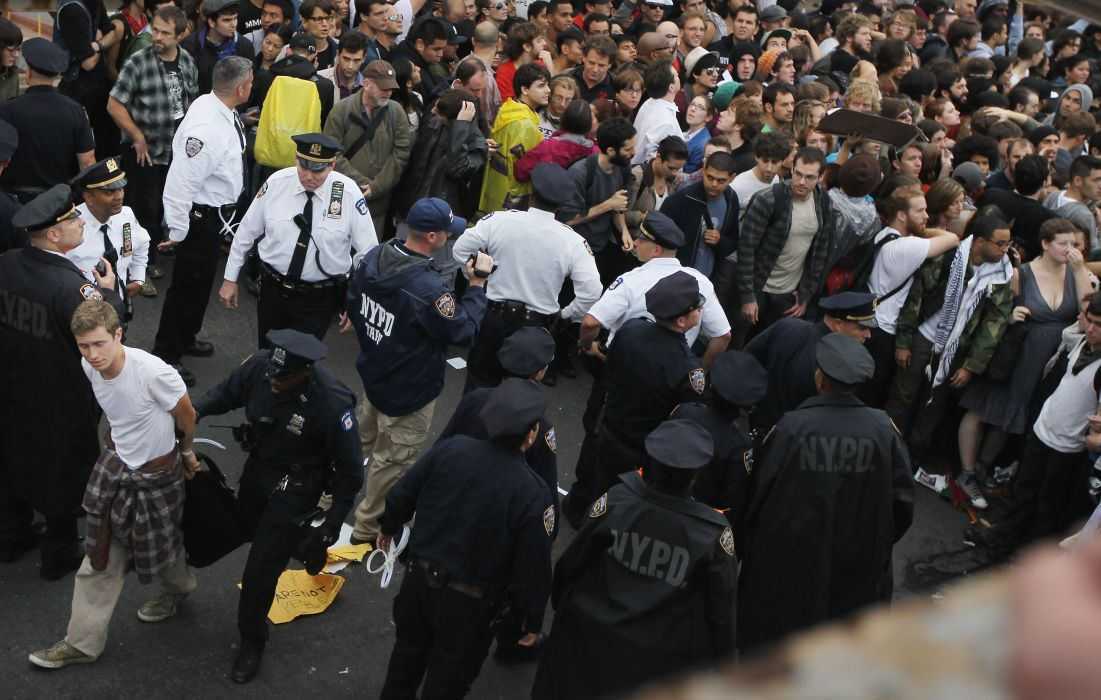 protest anarchy march crowd police      f wallpaper